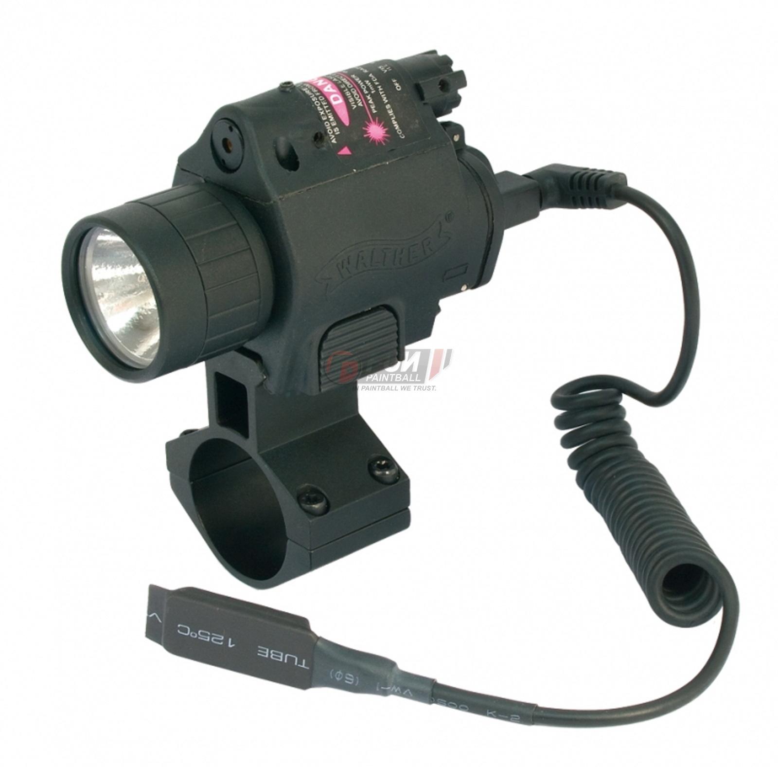 Laser Class Ii Et Lampe Xenon 95 Lumens Walther Paintball