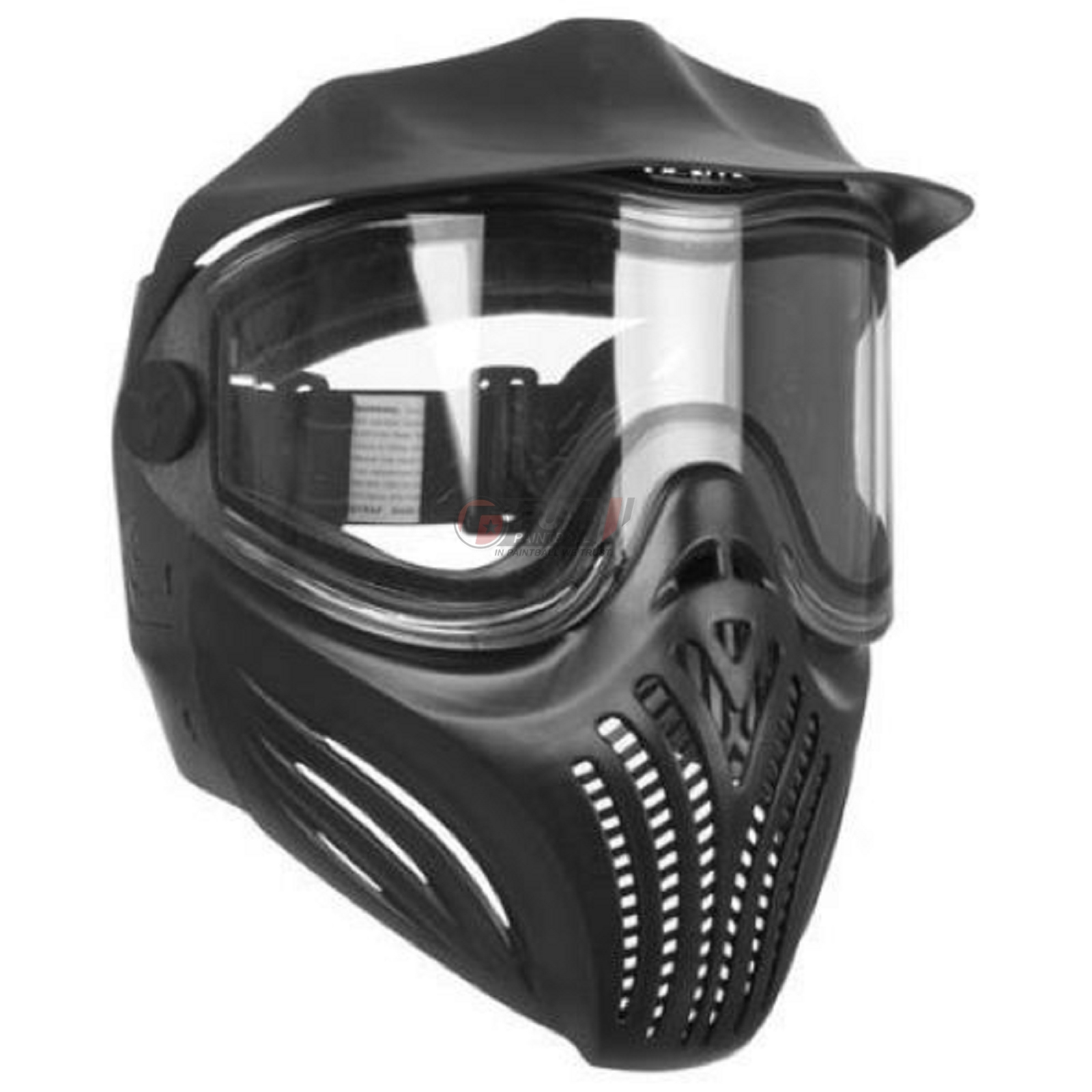 masque paintball empire helix thermal noir paintball funpaintball. Black Bedroom Furniture Sets. Home Design Ideas