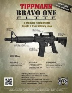 Lanceur Paintball TIPPMANN Bravo One Elite