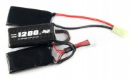 Batterie A2A Li-Po 11.1V 1200 mAh 25c Triple - Air
