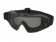 Masque Tactique Grillage Airsoft - Noir - AirSoft