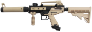 Lanceur Paintball Cronus Tactical Noir Tan