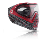 Masque Paintball Dye I4 Thermal Skinned Rouge
