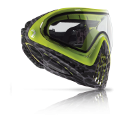 Masque Paintball Dye I4 Thermal Skinned Lime