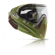 Masque Paintball Dye I4 Thermal Barracks Olive