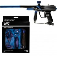 Body Kit Bleu Customisaion pour Lanceur SPYDER VS