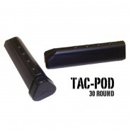 Pot 30 Billes Paintball Tac Pod Scenario Noir