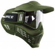 Masque de Protection Paintball Armor Rental Olive