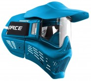 Masque de Protection Armor Rental Bleu Vforce