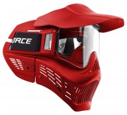 Masque de Protection Armor Rental Rouge Vforce