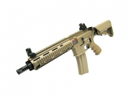 T4-18 Light Short Metal TAN Blow Back AirSoft