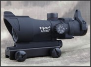 Point Rouge Vert type ACOG Noir Emerson