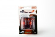 Piles LR06 AA Rechargeable Energy Paintball Nimh