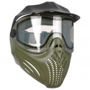 Masque Empire Helix thermal - Olive - Paintball