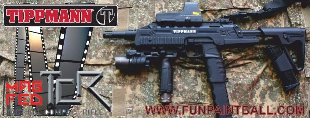 TIPPMANN TCR PAINTBALL