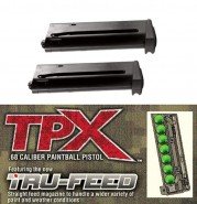 Pack 2 Chargeurs True Feed 7 Billes TPX ou TCR