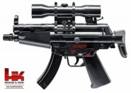 Mini HK MP5 Umarex à piles - AirSoft