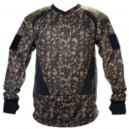 Jersey BT Combat Woodland digital Taille L