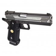 Hi-CAPA 5.1 M1 Version Noir Metal Blowback WE