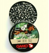 Plombs 4.5 mm Gamo Master Tête pointue  0.49 g