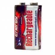Pile Rechargeable 9V 320Mha Energy Paintball  x1