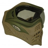 Vforce Masque Grill Tan/Olive - Paintball